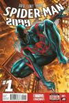 Spider-Man 2099 Comic Books. Spider-Man 2099 Comics.