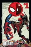 Spider-Man/Deadpool comic books