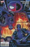 Spider-Man/Deadpool #10 comic books for sale