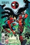 Spider-Man/Deadpool #13 comic books for sale