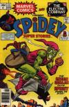 Spidey Super Stories #23 comic books for sale