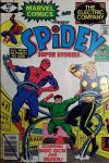 Spidey Super Stories #41 comic books for sale