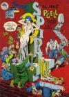 Spirit Comic Books. Spirit Comics.
