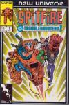 Spitfire and the Troubleshooters Comic Books. Spitfire and the Troubleshooters Comics.