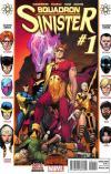 Squadron Sinister Comic Books. Squadron Sinister Comics.