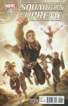 Squadron Supreme #5 comic books for sale