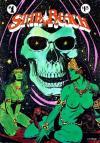 Star Reach comic books