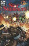 Star Slammers Comic Books. Star Slammers Comics.