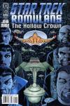 Star Trek: Romulans The Hollow Crown # comic book complete sets Star Trek: Romulans The Hollow Crown # comic books