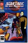 Star Trek: The Next Generation - The Modala Imperative #3 comic books for sale