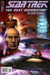 Star Trek: The Next Generation - The Space Between Comic Books. Star Trek: The Next Generation - The Space Between Comics.