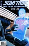 Star Trek: The Next Generation: Ghosts Comic Books. Star Trek: The Next Generation: Ghosts Comics.