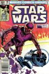 Star Wars #58 comic books for sale