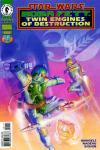 Star Wars: Boba Fett: Twin Engines of Destruction comic books