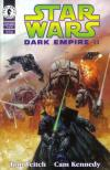 Star Wars: Dark Empire II Comic Books. Star Wars: Dark Empire II Comics.