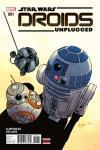 Star Wars: Droids Unplugged Comic Books. Star Wars: Droids Unplugged Comics.