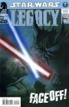 Star Wars: Legacy #19 comic books for sale