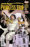 Star Wars: Princess Leia #3 comic books for sale