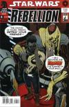 Star Wars: Rebellion #6 comic books for sale