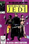 Star Wars: Return of the Jedi comic books
