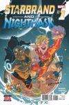 Starbrand & Nightmask Comic Books. Starbrand & Nightmask Comics.