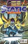 Static #19 comic books for sale