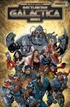 Steampunk Battlestar Galactica 1880 comic books