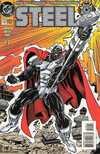 Steel Comic Books. Steel Comics.