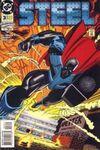 Steel #3 comic books for sale