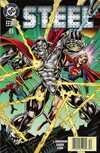 Steel #22 comic books for sale