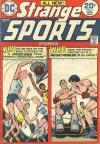 Strange Sports Stories #4 comic books for sale
