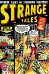 Strange Tales comic books