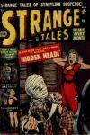 Strange Tales #10 Comic Books - Covers, Scans, Photos  in Strange Tales Comic Books - Covers, Scans, Gallery