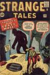 Strange Tales #100 comic books for sale