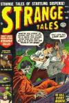 Strange Tales #12 Comic Books - Covers, Scans, Photos  in Strange Tales Comic Books - Covers, Scans, Gallery