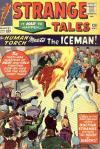 Strange Tales #120 comic books for sale