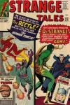 Strange Tales #123 comic books for sale