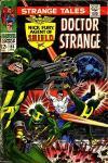 Strange Tales #155 comic books for sale