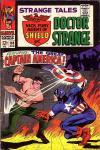 Strange Tales #159 comic books for sale