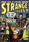 Strange Tales #16 Comic Books - Covers, Scans, Photos  in Strange Tales Comic Books - Covers, Scans, Gallery