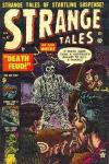 Strange Tales #17 Comic Books - Covers, Scans, Photos  in Strange Tales Comic Books - Covers, Scans, Gallery