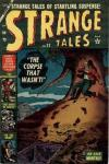 Strange Tales #22 Comic Books - Covers, Scans, Photos  in Strange Tales Comic Books - Covers, Scans, Gallery