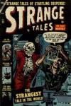 Strange Tales #23 Comic Books - Covers, Scans, Photos  in Strange Tales Comic Books - Covers, Scans, Gallery