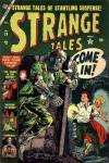 Strange Tales #24 Comic Books - Covers, Scans, Photos  in Strange Tales Comic Books - Covers, Scans, Gallery