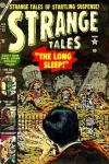 Strange Tales #25 Comic Books - Covers, Scans, Photos  in Strange Tales Comic Books - Covers, Scans, Gallery