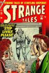 Strange Tales #33 cheap bargain discounted comic books Strange Tales #33 comic books