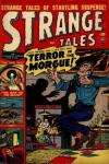 Strange Tales #4 Comic Books - Covers, Scans, Photos  in Strange Tales Comic Books - Covers, Scans, Gallery