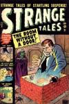 Strange Tales #5 Comic Books - Covers, Scans, Photos  in Strange Tales Comic Books - Covers, Scans, Gallery