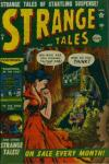 Strange Tales #8 Comic Books - Covers, Scans, Photos  in Strange Tales Comic Books - Covers, Scans, Gallery