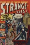 Strange Tales #9 Comic Books - Covers, Scans, Photos  in Strange Tales Comic Books - Covers, Scans, Gallery